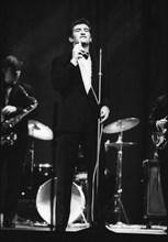 Eddy Mitchell sur scène