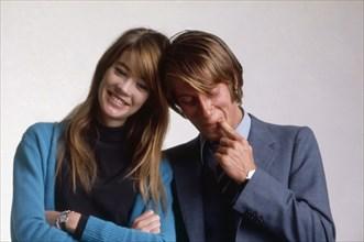 Françoise Hardy et Jacques Dutronc, 1967