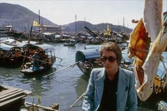 Jacques Dutronc à Hong Kong
