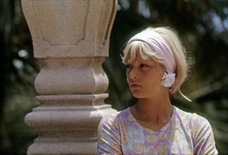 Sylvie Vartan, Las Palmas
