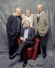André Dussollier, Daniel Cauchy, Jean-Pierre Marielle, Claude Rich