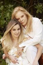 Sylvie Vartan et sa fille Darina, 2017