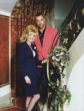 Ivana Trump et Thierry Mugler