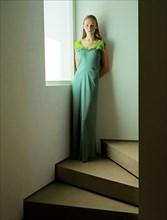 Mannequin habillée en Jil Sander