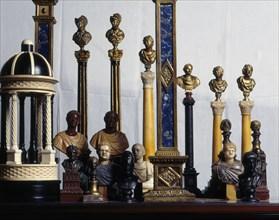 Objets de la collection personnelle de Gianni Versace