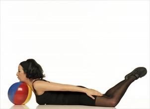 La gym de Valérie Lemercier