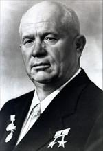 Nikita Sergeïevitch Khrouchtchev