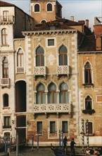 Contarini Fasan Palace, on the Grand Canal in Venice