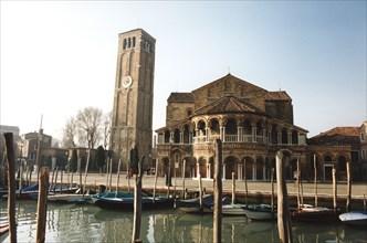 Santa Maria and Donato basilica in Murano, Venice