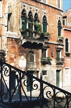 House of Jacopo Robusti, a.k.a. Tintoretto, in Venice