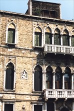 Nani Palace in Venice