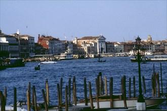 Venice, Santa Maria della Pieta church