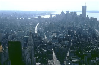 View of the World Trade Center