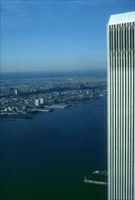 View of the Hudson River, Manhattan