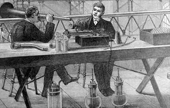 Phonographe, Pavillon du résonateur