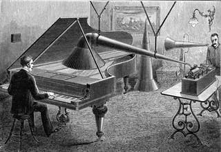 Enregistrement musical - 19e siècle
