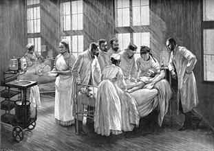 Le vaccin du croup