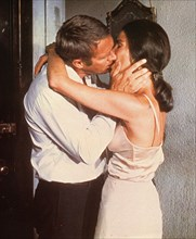 THE GETAWAY 1972 Solar/First Artists film with Steve McQueen and Ali MacGraw