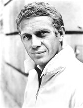 STEVE McQUEEN (1930-1980) US film actor about 1965