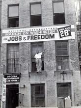 Cleveland Robinson, Civil Rights Activist