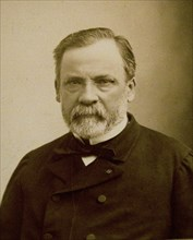 Original Photo of Louis Pasteur  France French 1822 father of modern bacteriology chemist microbiologist