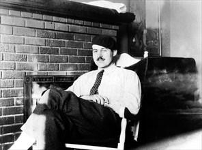 Ernest Hemingway, Paris, 1924