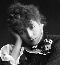Sarah Bernhardt by Paul Nadar, c.1878
