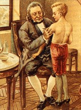 1840s & Pre UK Edward Jenner Book Plate