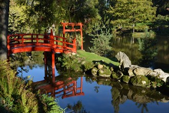 Parc Orientale de Maulevrier - Oriental Park of Maulevrier / Japanese Gardens SItuated in western France in the Deux Sevres