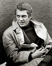 """Steve McQueen, """"Bullitt"""" 1968 Warner Brothers      File Reference # 31202_492THA"""