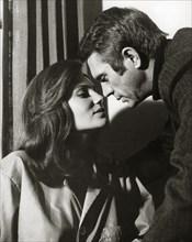 "Steve McQueen and Jacqueline Bisset ""'Bullitt"" 1968 Warner File Reference # 31202_664THA"