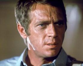 "Studio Publicity Still from ""Bullitt"" Steve McQueen 1968 Warner / Seven Arts   File Reference # 31537_545THA"
