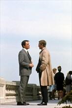 "Robert Vaughn, Steve McQueen, ""Bullitt"" (1968) Warner Bros.-Seven Arts File Reference # 33848-653THA"