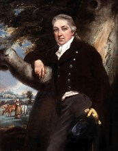Edward Jenner (1749–1823), portrait by John Raphael Smith, 18th century.
