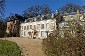 Chatenay-Malabry, France - Chateaubriand House