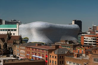 Birmingham city centre, Selfridges building