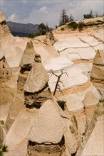 Kasha-Katuwe Tent Rocks National Monument New Mexico Was Designated National Monument In January 17 2001 Cone Shaped Tent Rock