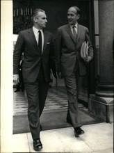 Sep. 09, 1969 - The Council of Ministers met at the Elysee Palace this morning to discuss revisions to the economic situation after the devaluation of the franc. Prime Minister Jacques Chaban-Delmas &...