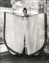 Sep. 09, 1972 - Japanese Fashions For London: Japanese-born designer Yuki has arrived in London, Today he showed his first creations to be on sale at his own shop in Harvey Nichols. Yuki has worked at...