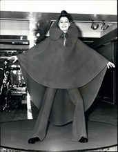 Sep. 18, 1972 - Japanese Fashions In London: Japanese-born designer Yuki has arrived in London and today showed his first creations to be on sale at this own shop in Harvey Nichols. Yuki has worked at...