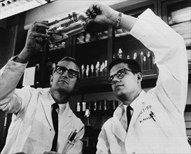 Meyer and Parkman, American Immunologists