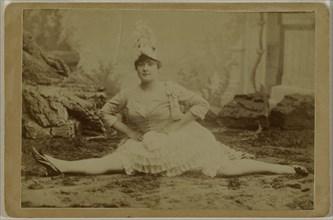 Portrait of La Goulue, c.1885