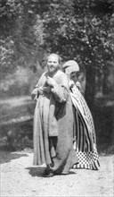 Emilie Flöge et Gustav Klimt