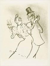 La Goulue and Valentin la Desossee