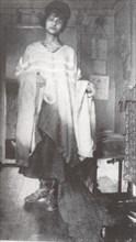 Jeanne Hébuterne, Haricot-Rouge in Les Montparnos.