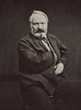 Victor Marie Hugo (1802 – 1885) was a French poet, novelist, and dramatist of the Romantic movement. Hugo is considered to be one of the greatest and