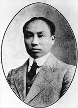 Chen Duxiu (simplified Chinese: ???; traditional Chinese: ???; pinyin: Chén Dúxiù; October 8, 1879 – May 27, 1942) played many different roles in Chinese history. He was a leading figure in the anti-i...