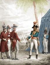 Treaty Between England and Saint-Domingue, 1798