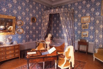France Berry The room of George Sand in Nohant