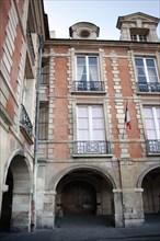 Maison de Victor Hugo, Place de Voges, Paris, France - House of Victor Hugo